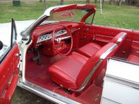 1962 Chevrolet Impala picture, interior