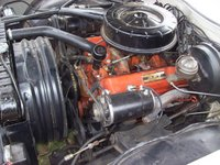 1962 Chevrolet Impala picture, engine