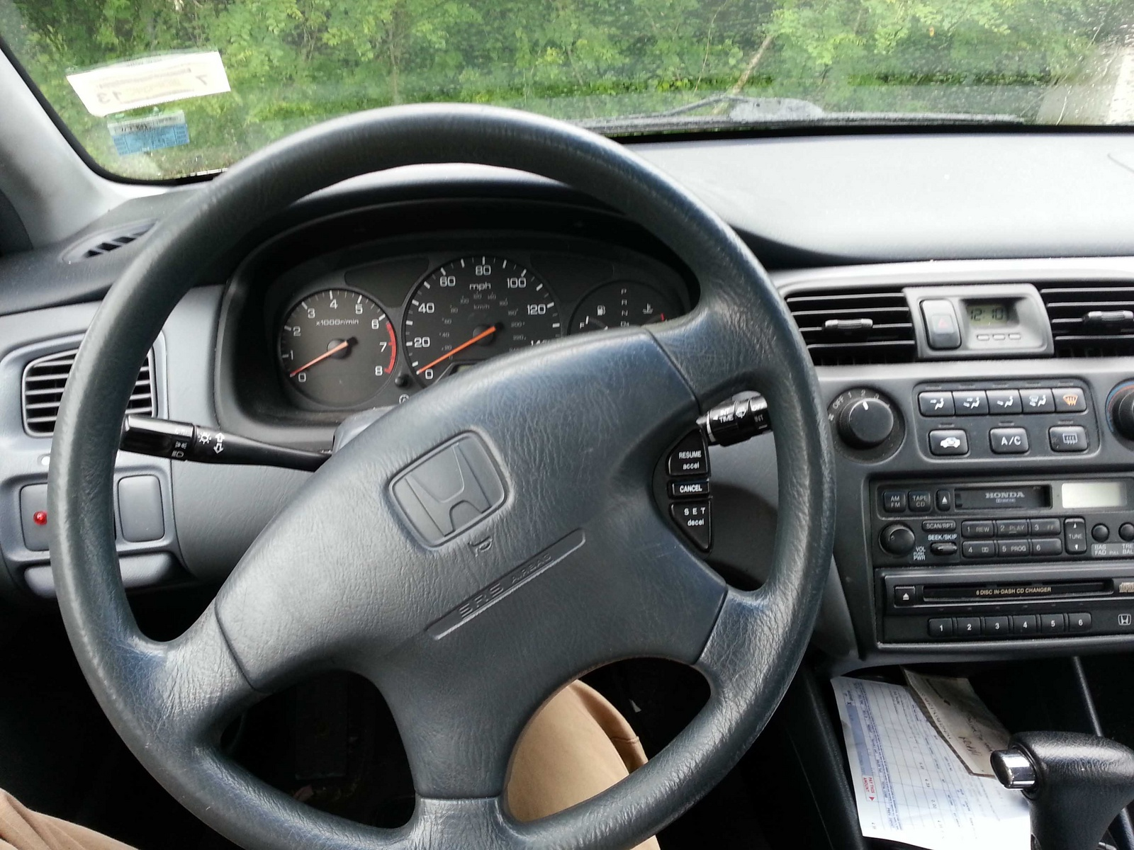 Honda Accord Lx Pic