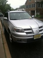 Picture of 2005 Mitsubishi Outlander Limited AWD, exterior