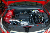 Picture of 2012 Chevrolet Cruze LTZ, engine
