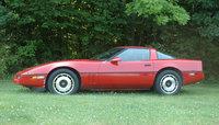 1985 Chevrolet Corvette Coupe, Picture of 1985 Chevrolet Corvette Base, exterior
