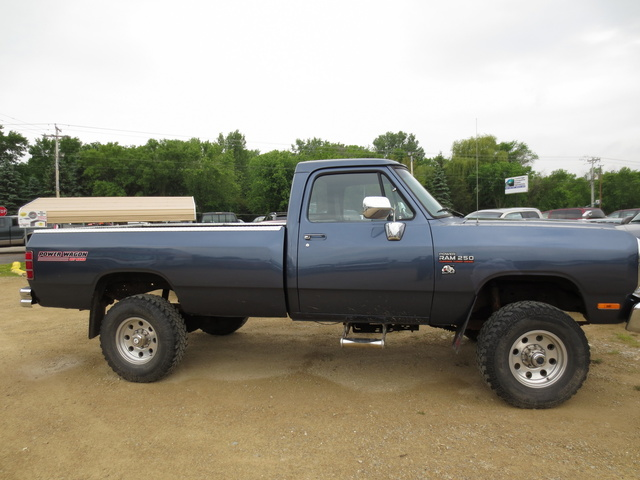 Picture of 1992 Dodge RAM 250 LE LB 4WD, exterior, gallery_worthy
