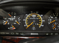 Picture of 1991 Mercedes-Benz 560-Class 2 Dr 560SEC Coupe, interior