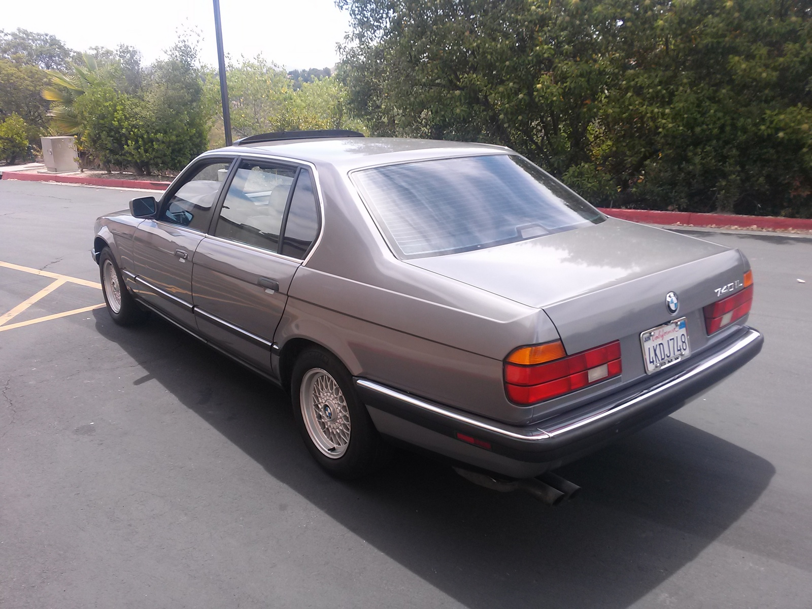 1994 Bmw 7 Series Pictures Cargurus