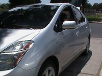 2007 Toyota Prius Base driver side, exterior