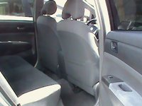 2007 Toyota Prius Base back seat, interior