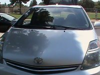 2007 Toyota Prius Base front view., exterior