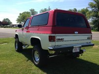 1989 GMC Jimmy Overview