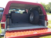 Picture of 1989 GMC Jimmy, interior, gallery_worthy