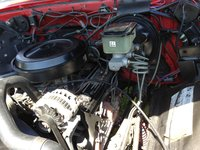 Picture of 1989 GMC Jimmy, engine