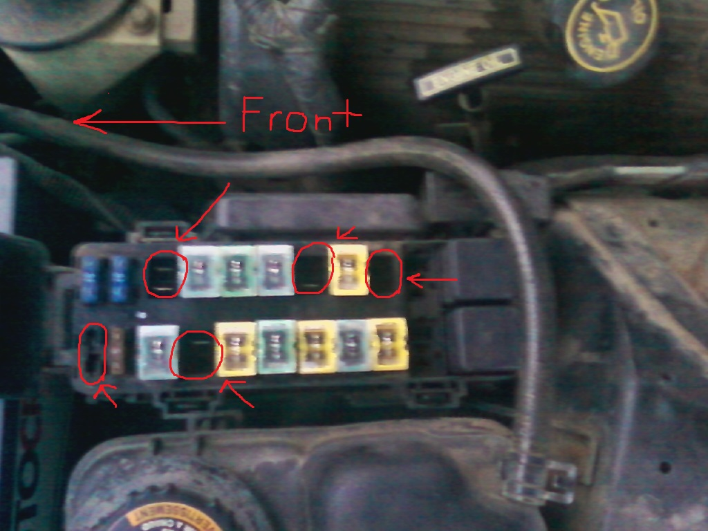 97 Thunderbird Fuse Box Another Blog About Wiring Diagram 1955 Ford Location 1997 Free Engine