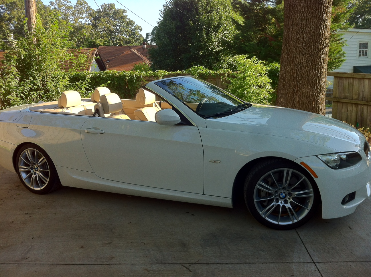 Bmw Series I Convertible Pic