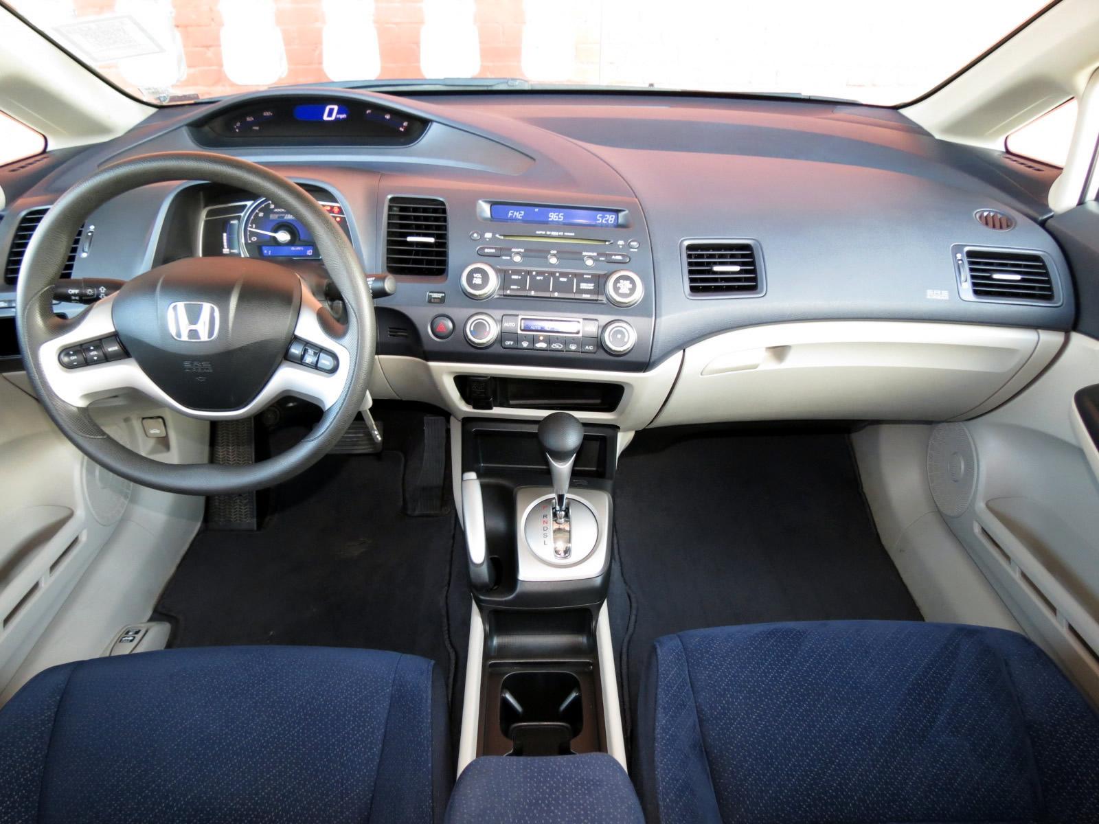 2006 Honda Civic Interior Pictures Cargurus