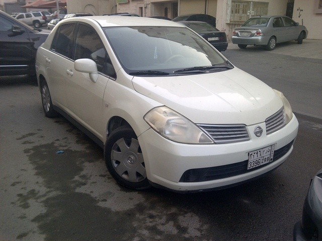 Picture of 2007 Nissan Tiida