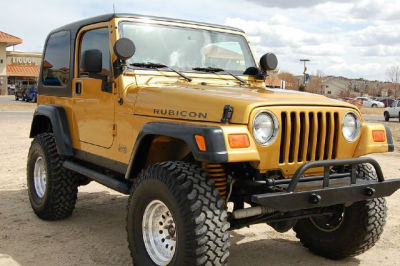 Picture of 2008 Jeep Wrangler