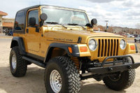 2008 Jeep Wrangler Overview