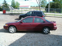 Picture of 1997 Mercury Mystique 4 Dr GS Sedan, exterior