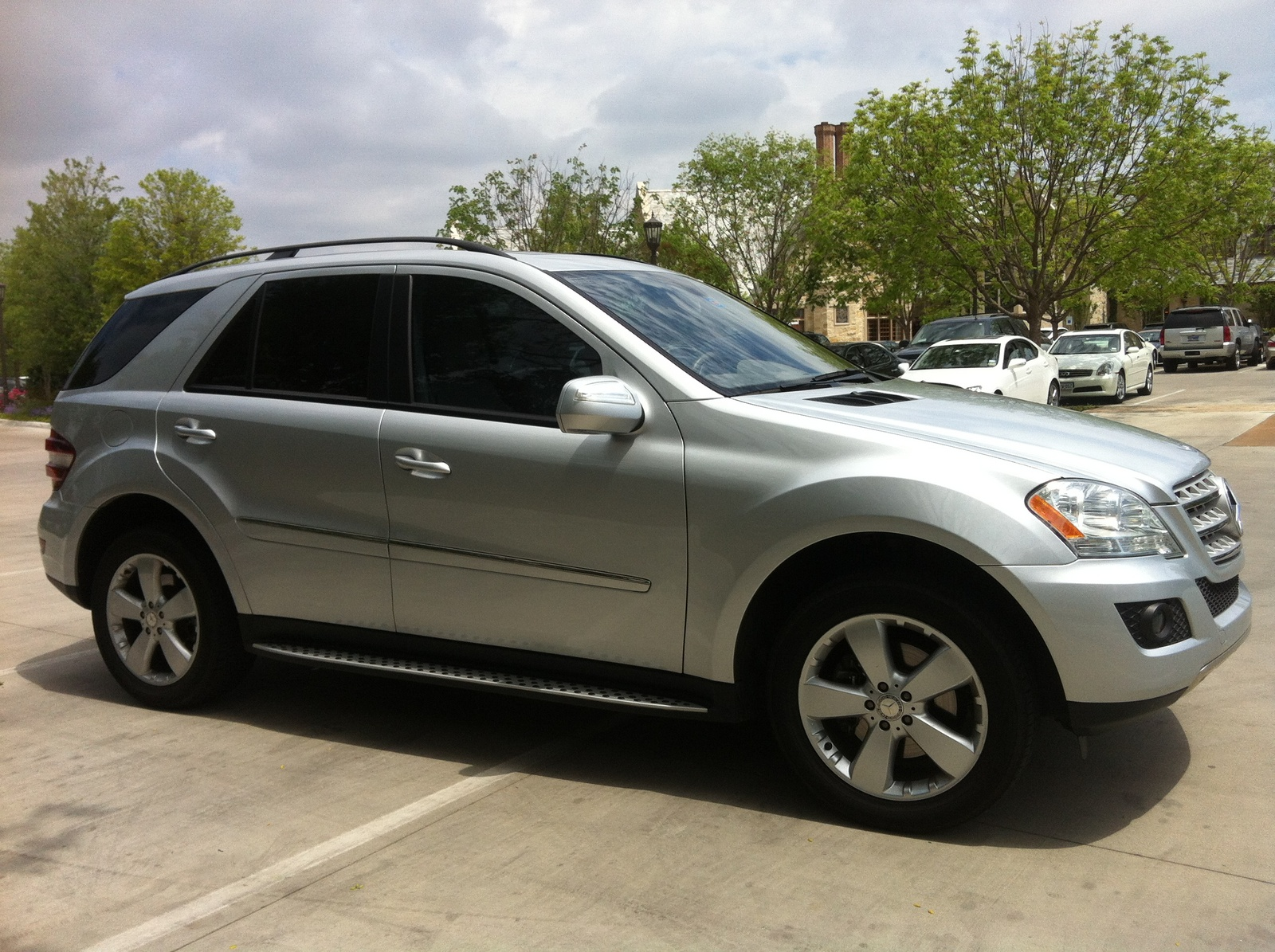 2009 mercedes benz m class pictures cargurus for 2009 mercedes benz ml350 price