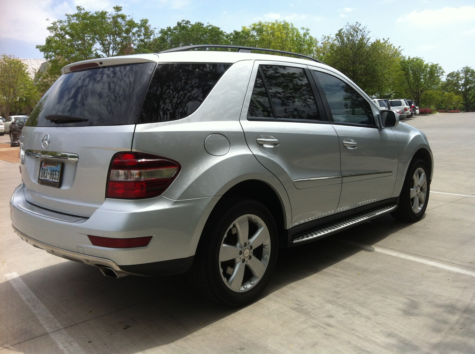 2009 mercedes benz m class pictures cargurus for Mercedes benz m class ml350