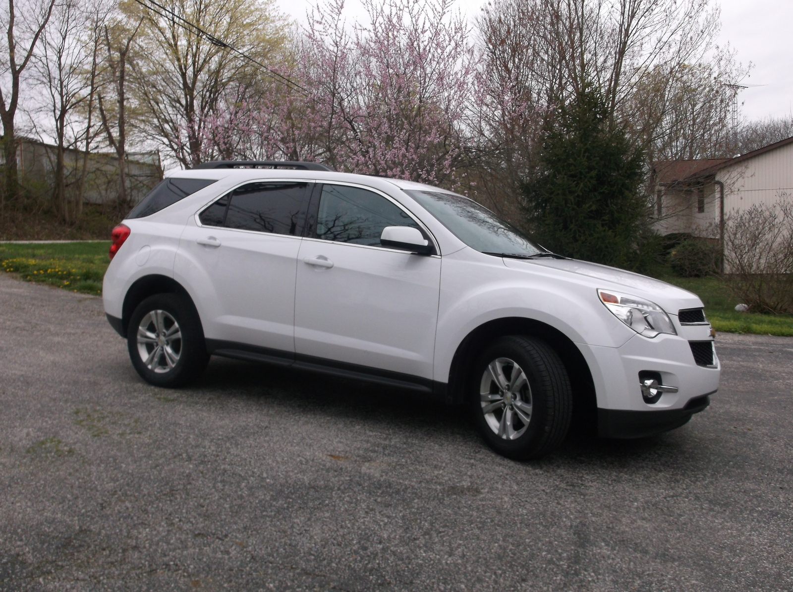 2011 Chevrolet Equinox Consumer Reviews New Cars Used Cars ...