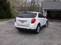 Picture of 2010 Chevrolet Equinox LTZ, exterior