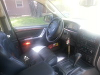 Picture of 2002 Jeep Grand Cherokee Limited, interior