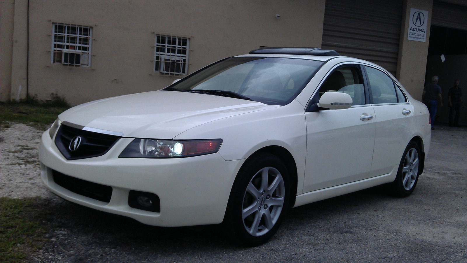 2004 Acura Tsx Pictures Cargurus