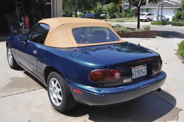 Picture of 1996 Mazda MX-5 Miata