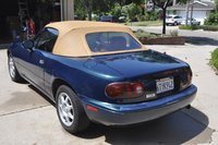 1996 Mazda MX-5 Miata Overview