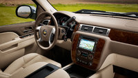 Picture of 2013 Chevrolet Silverado 1500, interior, manufacturer