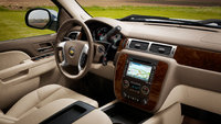 Picture of 2013 Chevrolet Silverado 1500, technology, interior, manufacturer