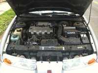 Picture of 2002 Saturn S-Series 4 Dr SL1 Sedan, engine