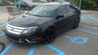 Picture of 2010 Ford Fusion Sport V6 AWD, exterior, gallery_worthy