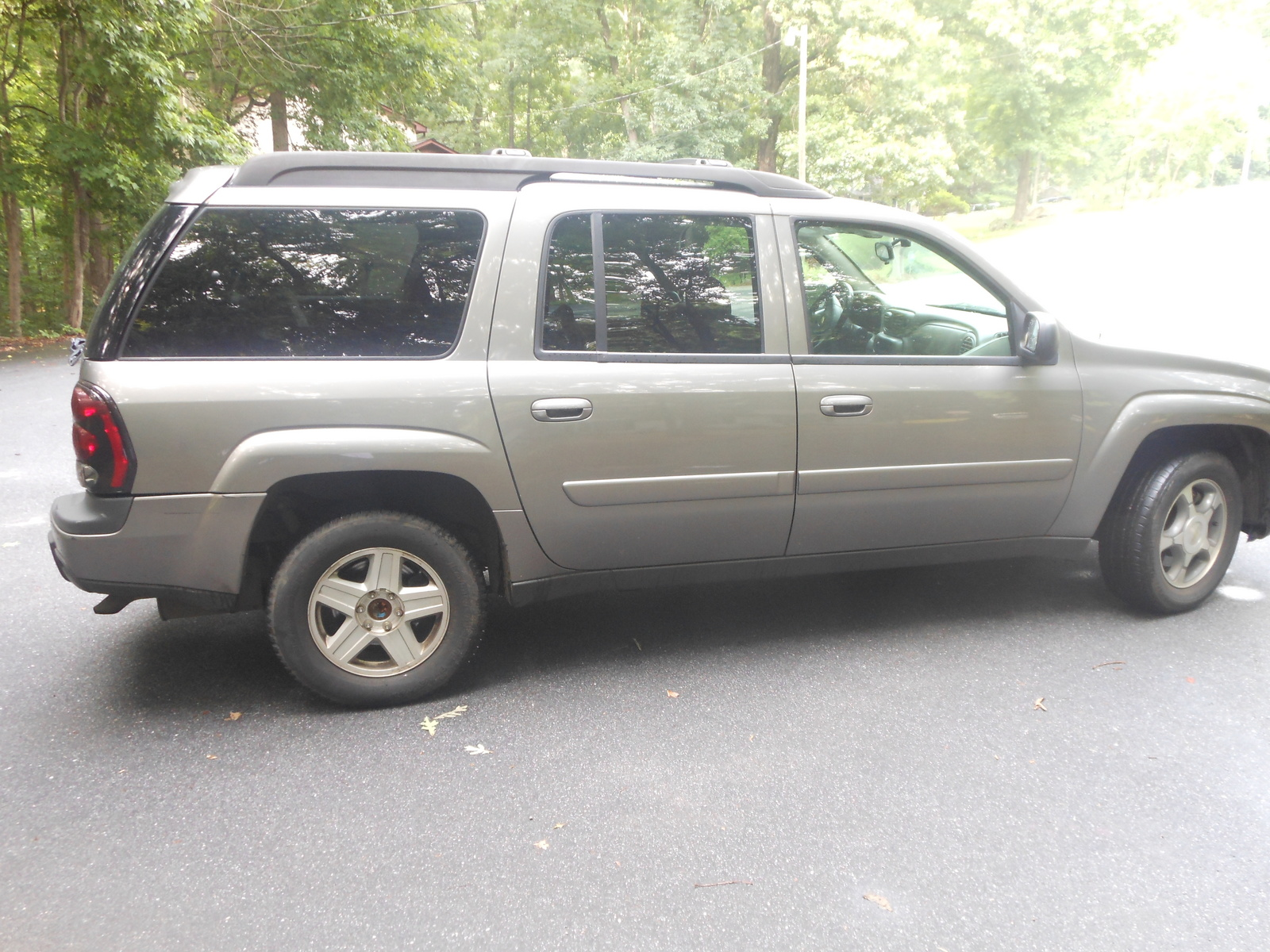 2005chevy Trailblazer Codep0014 Autos Post