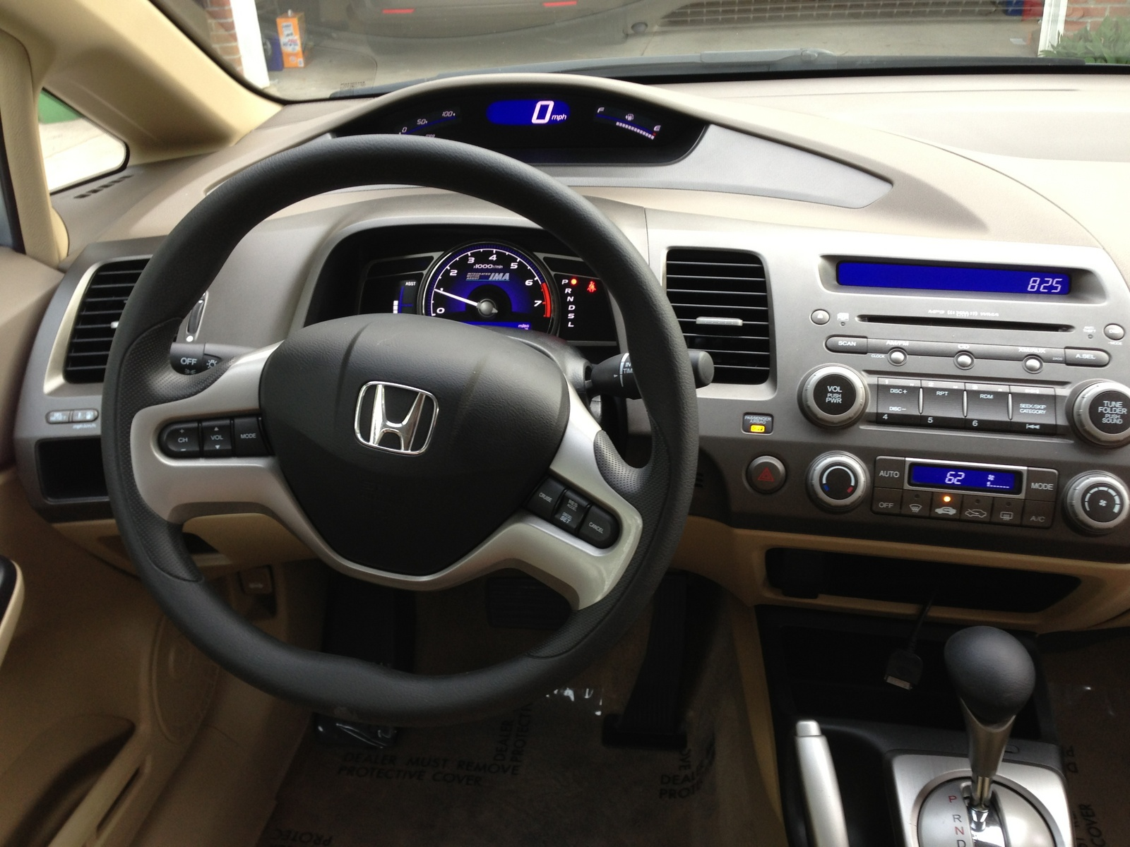 2006 honda civic interior pictures cargurus