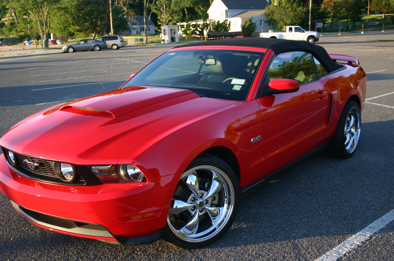 2012 ford mustang exterior pictures cargurus. Black Bedroom Furniture Sets. Home Design Ideas