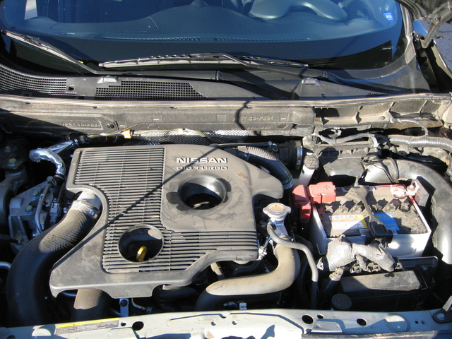 Picture of 2012 Nissan Juke SV AWD, engine