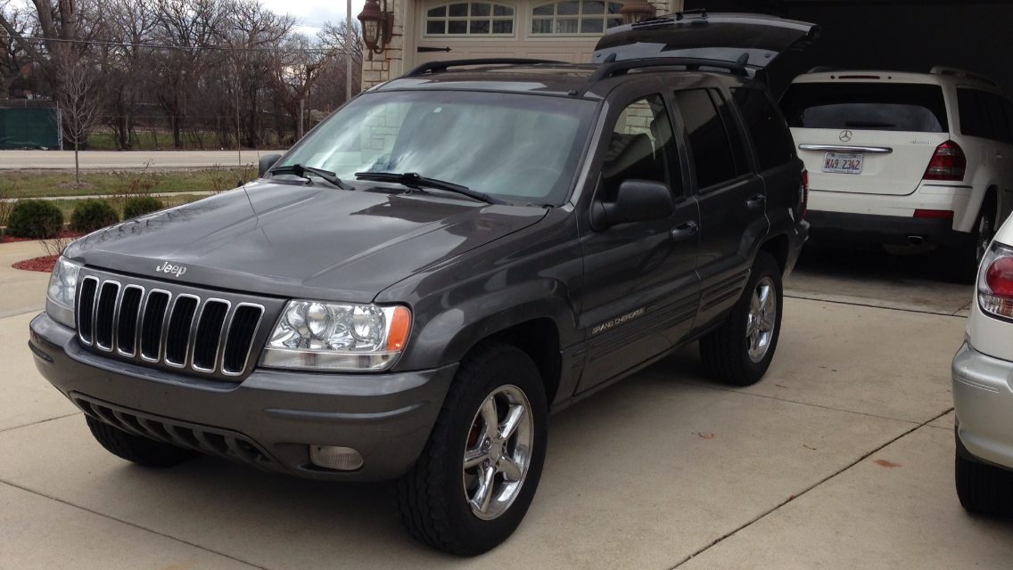 2002 jeep grand cherokee limited 4wd picture exterior. Cars Review. Best American Auto & Cars Review