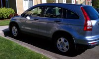 Picture of 2010 Honda CR-V LX AWD, exterior