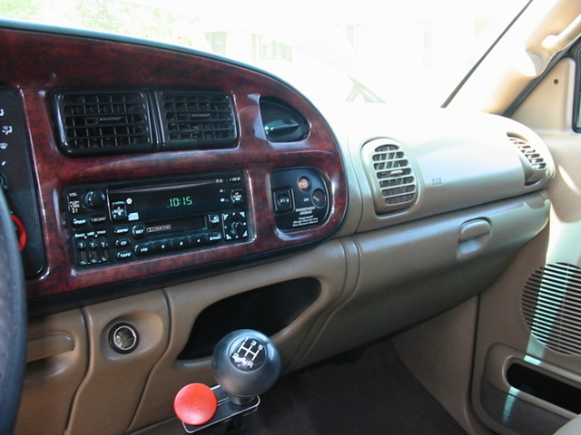 1998 Dodge Ram 2500 Interior Pictures Cargurus