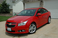 Picture of 2012 Chevrolet Cruze LTZ