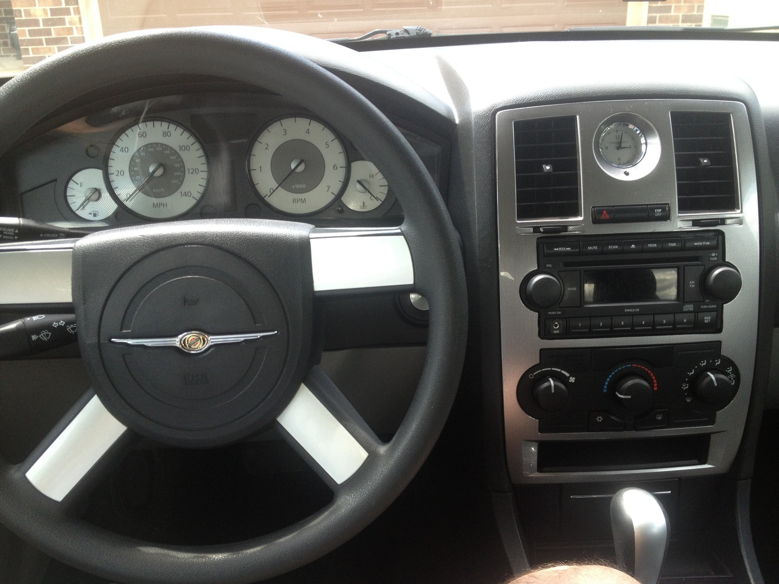Dodge Dealers Near Me >> 2007 Chrysler 300 - Interior Pictures - CarGurus