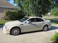 Picture of 2010 Cadillac STS V6 Premium, exterior, gallery_worthy