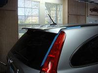 2008 Honda CR-V EX-L AWD, New Rear Spoiler 01-06-13, exterior, gallery_worthy
