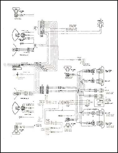 Chevrolet Malibu Questions 78 Malibu Engine Diagrams