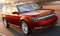 2014 Ford Flex Picture Gallery