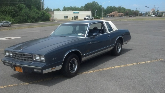 Picture of 1984 Chevrolet Monte Carlo