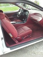 Picture of 1994 Ford Thunderbird LX, interior