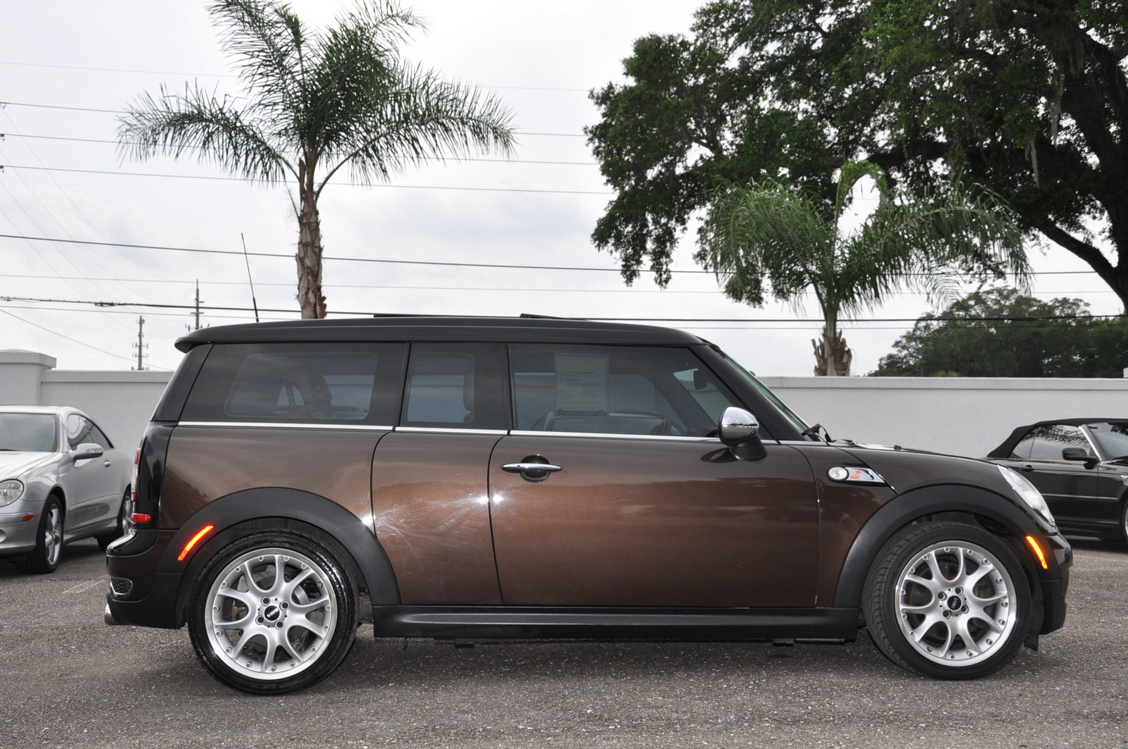 2008 mini cooper clubman pictures cargurus. Black Bedroom Furniture Sets. Home Design Ideas